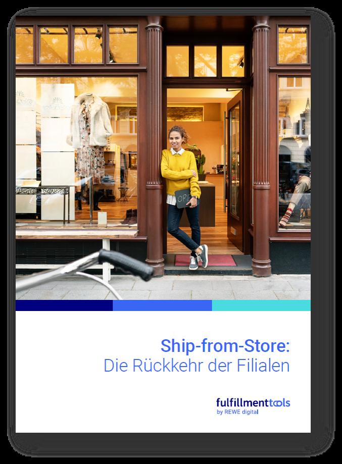 Teaser des fulfillmenttools Whitepaper Ship-from-Store