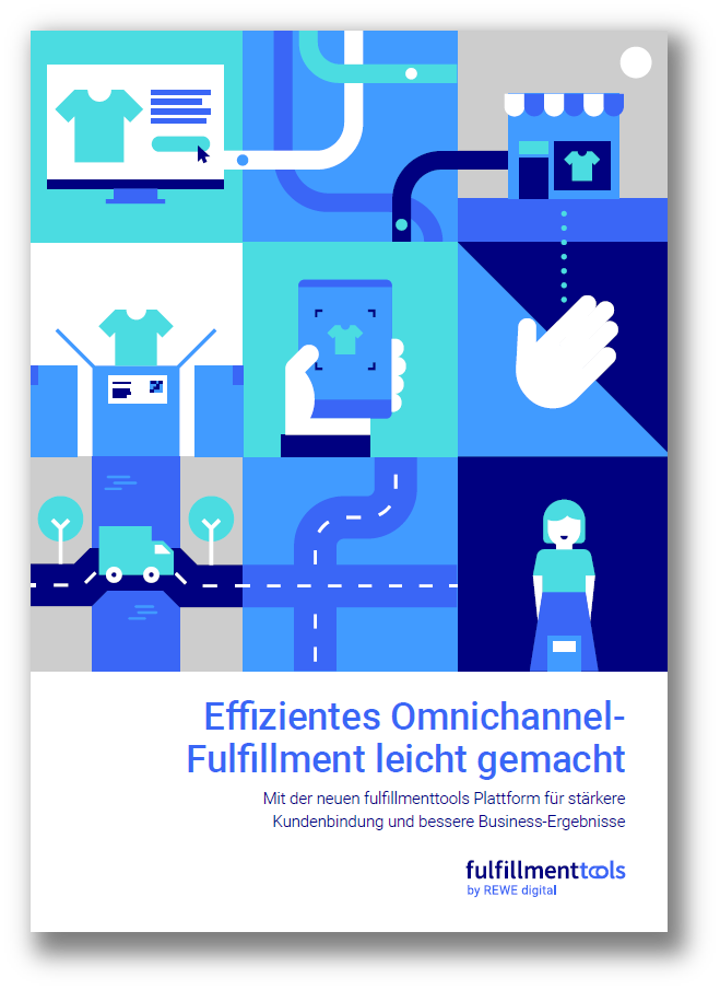 Teaser des fulfillmenttools Effizientes Omnichannel-Fulfillment